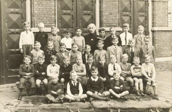 Marnixschool 2e klas 1943www