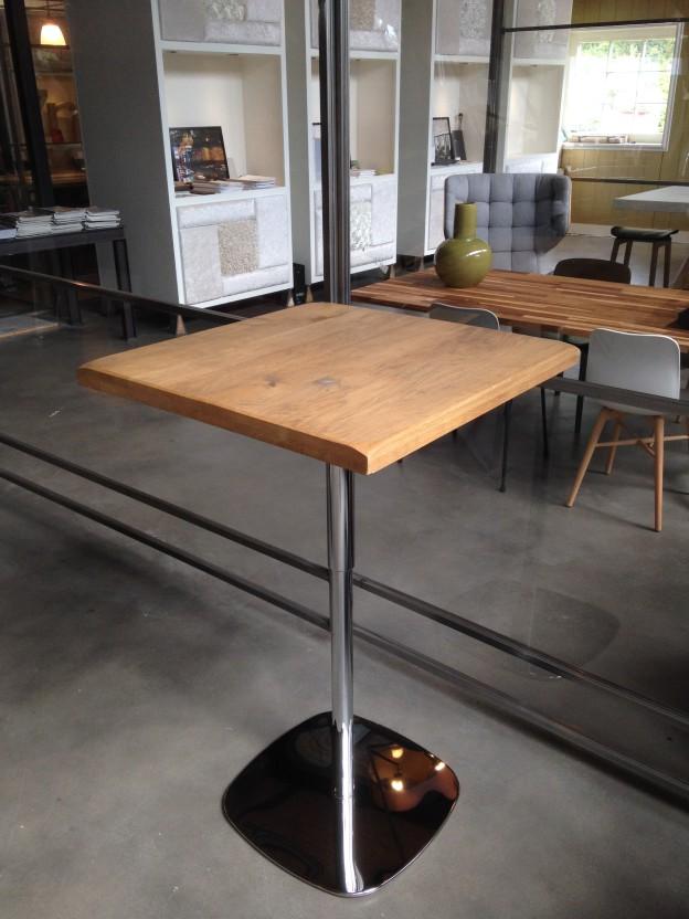 In hoogte verstelbare tafel LAUNCH  DEEIKENTAFELNL
