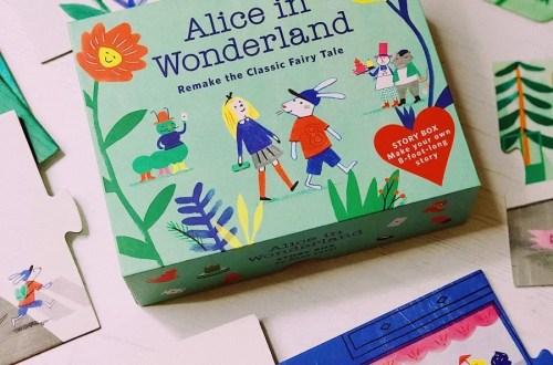 Story Box Alice in Wonderland
