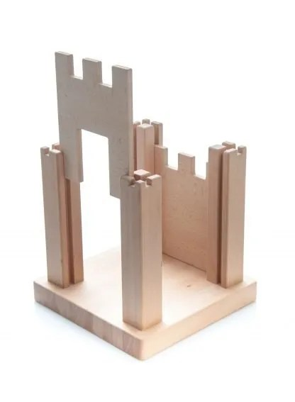 houten kasteel