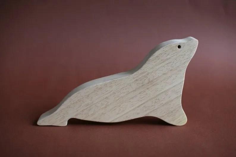 kaplum houten dieren