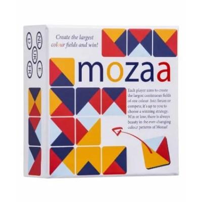 BIS Publishers Mozaa Game