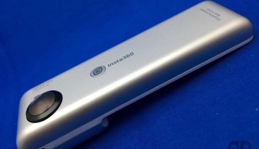 Insta 360 nano をゲット♪ 〜 開封の儀