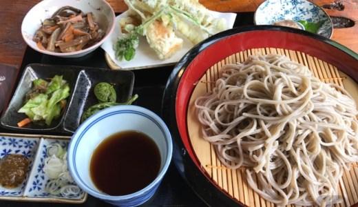手打ちそば処八十里庵(只見町)は日本一山奥にあるおそば屋さん。季まぐれセットと浅草岳カレーをいただきました♪【2017年5月28日旅行記】