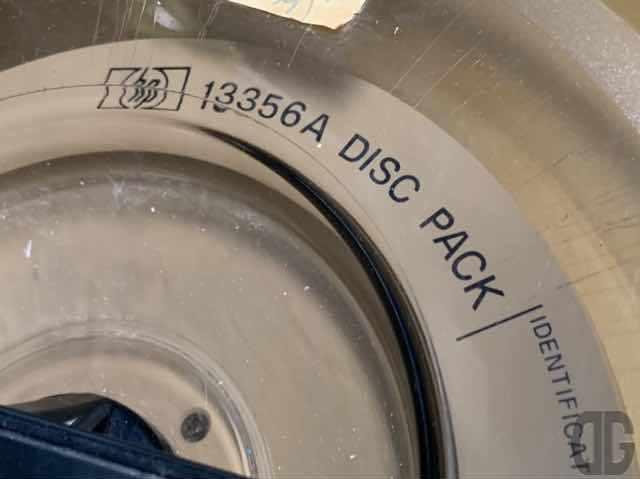 HPのディスクパックです。