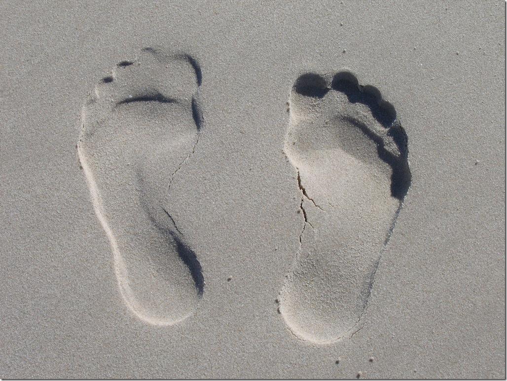 un ancrage, une marque qui remonte à la surface de notre corps