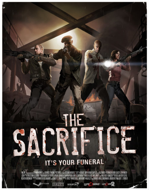 L4D2: The Sacrifice