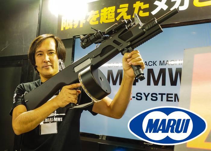 Tokyo Marui – La Marca Madre del Airsoft