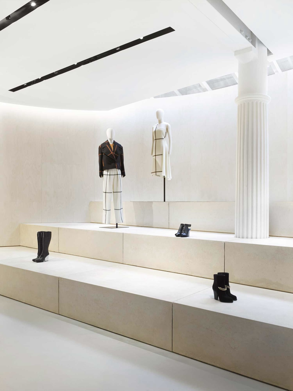 Interior inspiration 3 1 phillip lim store desmitten for Interior design negozi