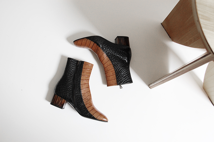 Best of Basics: Dries Van Noten Boots - DeSmitten Design Journal