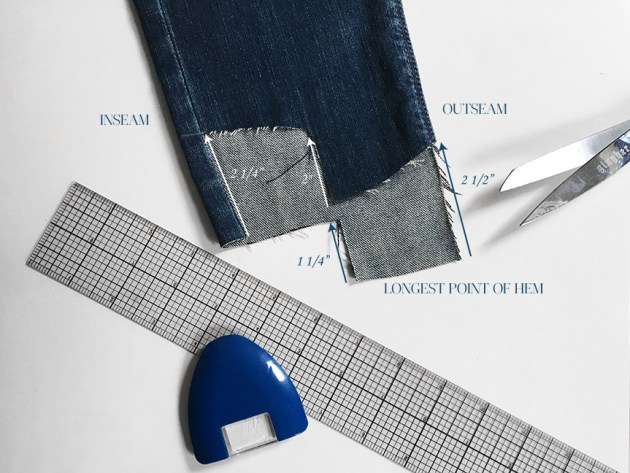 DIY-vetements-jeans-hem-denim-hem-update-3-desmitten