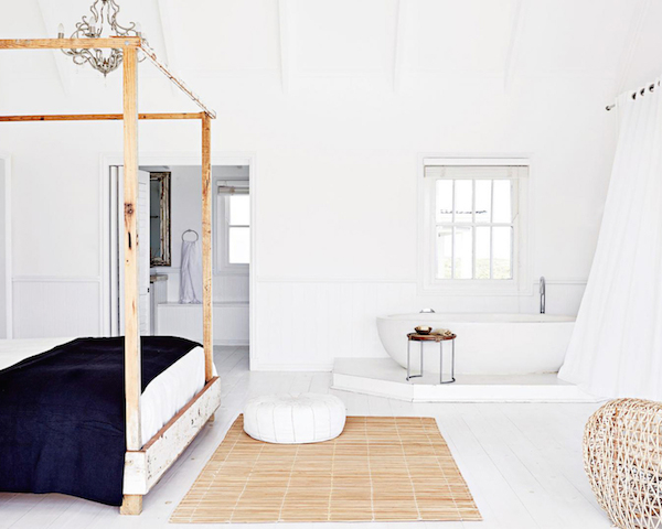 Interior Inspiration A Minimalist Beach House Desmitten Design