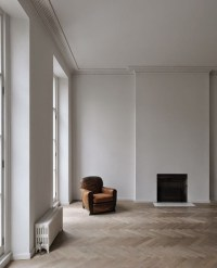 Interior Inspiration: Minimalist Fireplace - DeSmitten ...