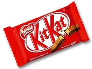 Gambar coklat Kitkat dari Nestle