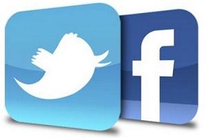 Logo Facebook-Twitter