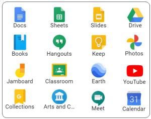 Aplikasi dari Google