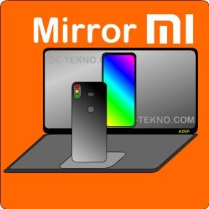 mirror hp xiaomi