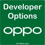 Mengaktifkan Developer Options OPPO