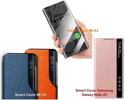 Smart Cover dengan Hall effect sensor