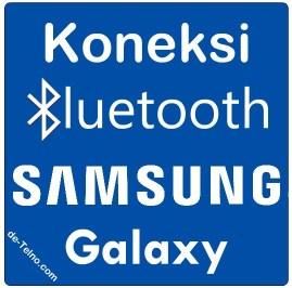 Koneksi Bluetooth Samsung
