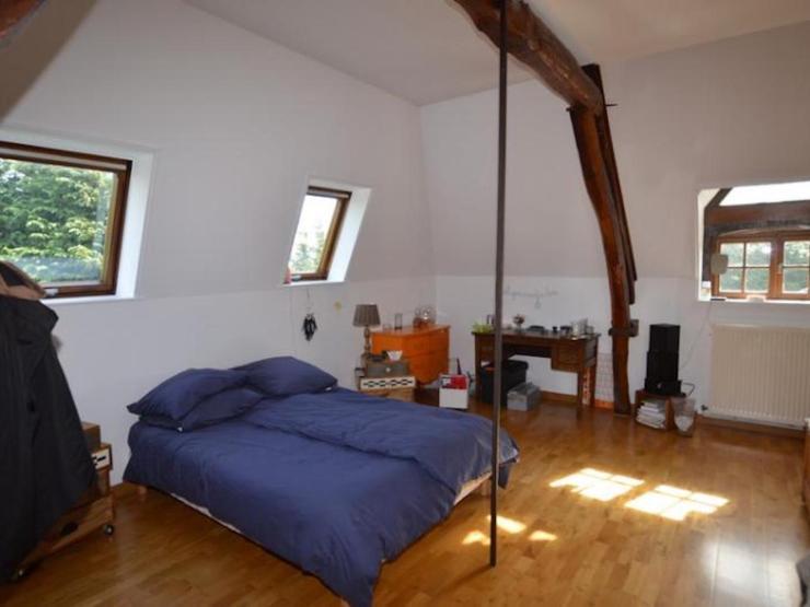 Vaste maison normande 240 m² environ8 pièces suite parental