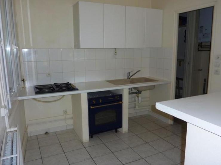 Appartement 50 m² 2 pièces cuisine