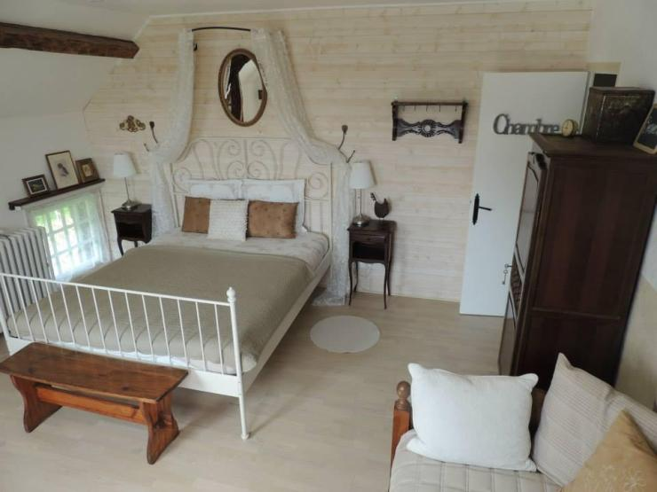 Chambre étage 3