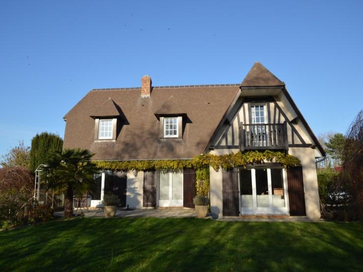 Maison Normande F5 Fontaine La Mallet