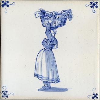 3303-GesinaTerBorch-Meisje mit Gemüsekorb
