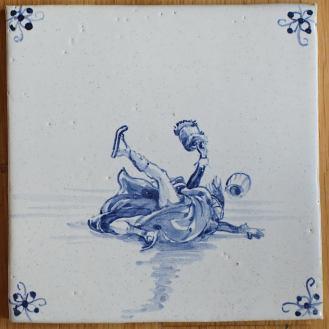 7601-Schaatsers-gestürzte-Dame