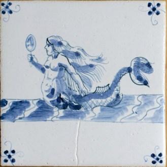9003-Zeewezen-Meerjungfrau-mit-Spiegel