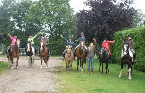 Ponykamp 2011 (8-8 t/m 12-8)