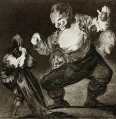 Francisco_Goya_-_Simpleton_-_plate_4B