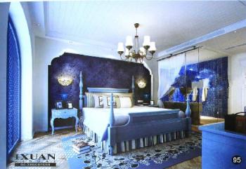 European Style klassischen FantasySchlafzimmer 3D Model DownloadFree 3D Models Download