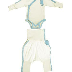 SET Baby Grow(wraparound)+Trousers -0