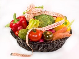 Portionen für eine richtige Ernährung
