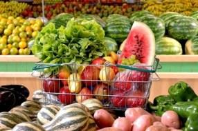 Obst und Gemüse: wie man es am besten largert