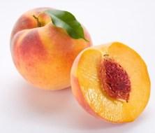 Drei Möglichkeiten um Pfirsiche in der Küche zu verwenden