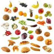 Gleichgewicht durch Lebensmittel