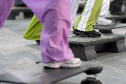 Übungen, um in Form zu sein