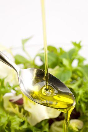 Tugenden von Olivenöl