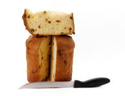 Brot und Kuchen für Weihnachten