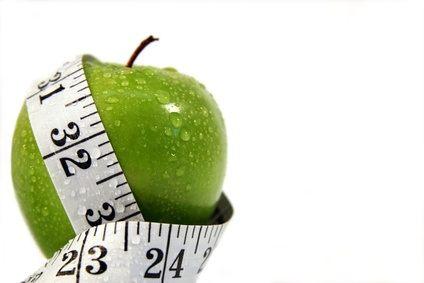 Gewicht verlieren und eine ausgewogene Ernährung