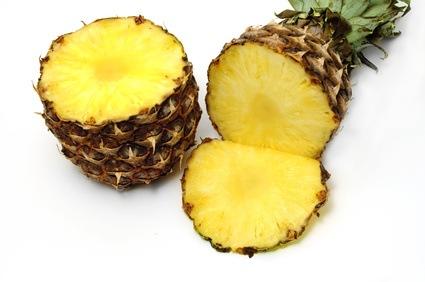 Gesunde Rezepte mit Ananas