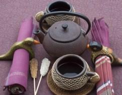 Die Tee-Zeremonie