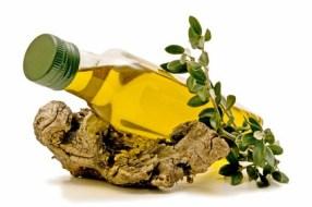 Enzyme aus Öl zur Heilung der Arthritis