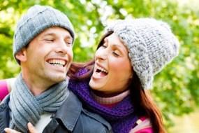 Lachtherapie: Heilung mit Freude