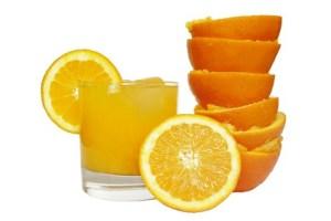 Orangen Diät zum abnehmen, verjüngen und den Körper zu heilen