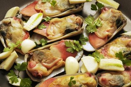 Vom Meer in Ihre Küche, Meeresfrüchte Rezepte