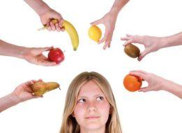 Frucht Therapie, das beste aus der Frucht